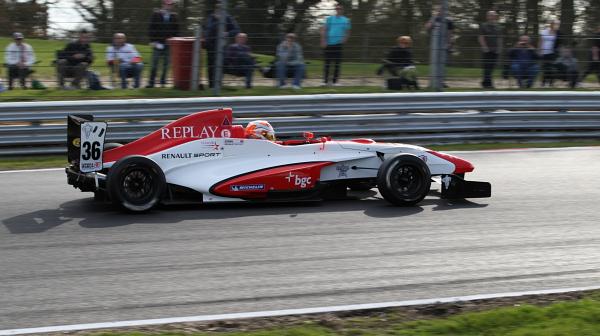 Formula Renault 2.0 at Brands Hatch on 3rd April 2011