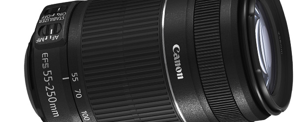 Canon launches EF-S 55-250mm f/4-5.6 IS II