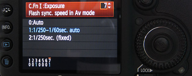 Did you disable high speed sync without realising?