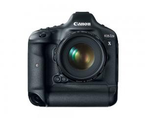 Canon EOS-1D X - front view