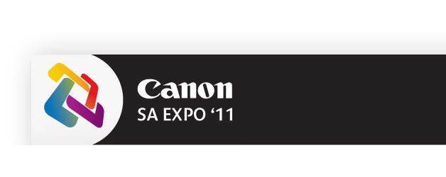 Going South in December – Canon SA Expo '11