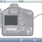 Old WFT-E2 only allows shutter release and download of images through browser