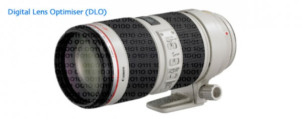 Improving image quality with Digital Lens Optimiser (DLO)