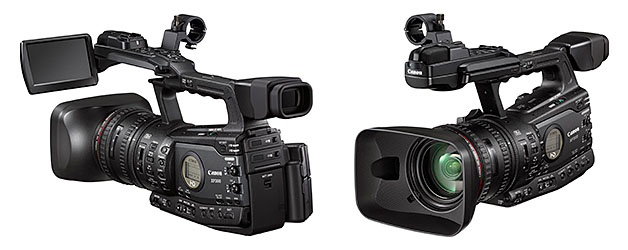 Canon updates professional XF series camcorders