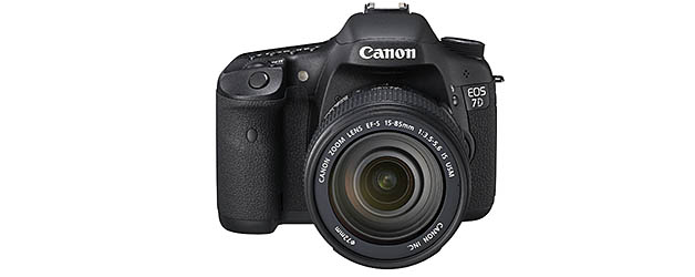 Canon improves the EOS 7D with firmware v2