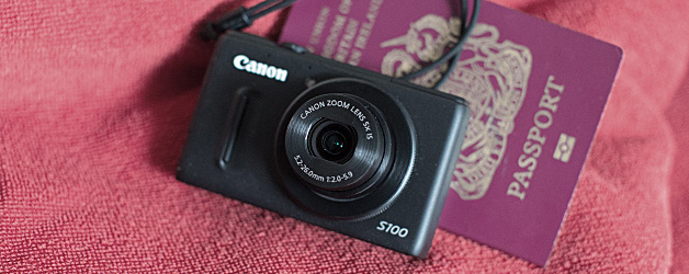 PowerShot S100 is the photographers ideal holiday camera