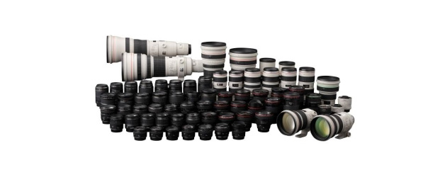 Eighty Million Canon EF Lenses!