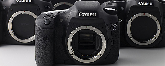 Canon updates EOS 7D firmware to version 2.0.3