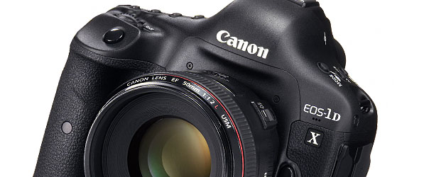 Canon updates EOS-1D X firmware to version 1.0.6