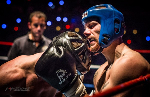 Kick boxing photography at Aylesbury Waterside Theatre