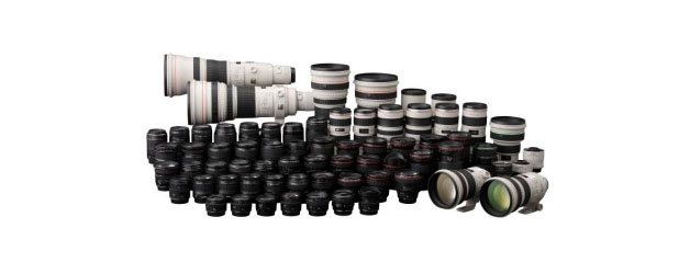 Making sense of Canon lens names and technology