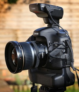 EOS 7D & ST-E3-RT using SR-N3 cable