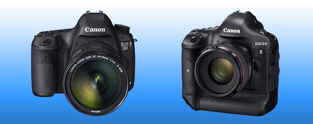 EOS-1D X and EOS 5D Mark III firmware updates coming soon