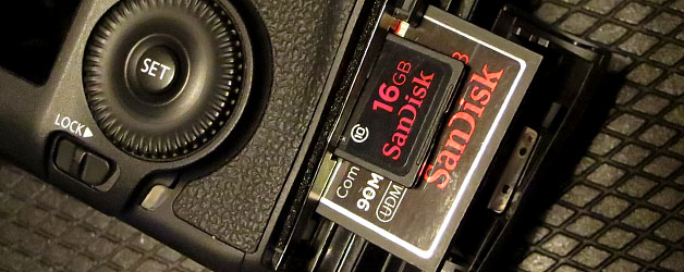 Shooting to multiple cards with EOS-1D models and EOS 5D Mark III