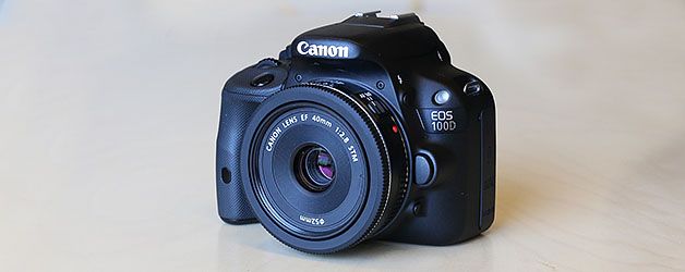 EOS 100D and EOS 700D hands-on – it's good!