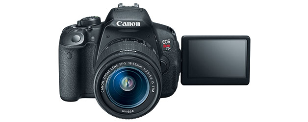 Canon EOS 700D & new EF-S 18-55mm f/3.5-5.6 IS STM lens