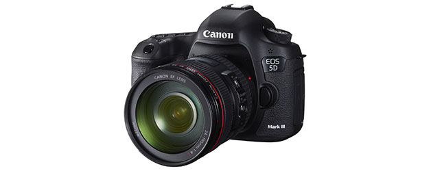 Canon USA confirms availability of EOS 5D Mark III update