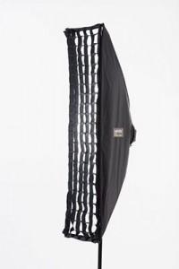 Lastolite Hotrod Strip box fabric grids