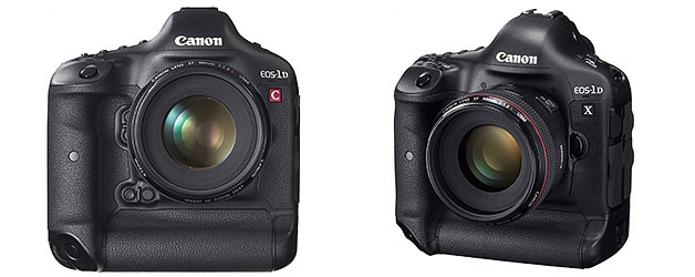 Canon issues service advisory notice for EOS-1D X & EOS-1D C