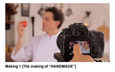 Link to video - The making of Handmade