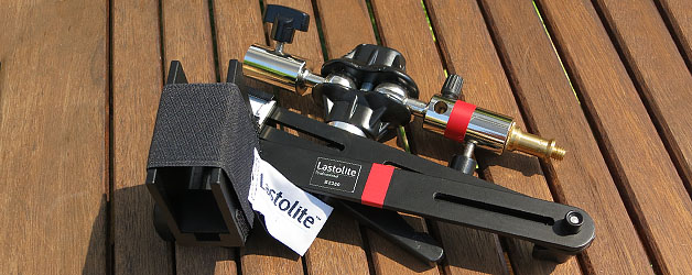 Lastolite TriGrip Bracket a helping hand for photographers