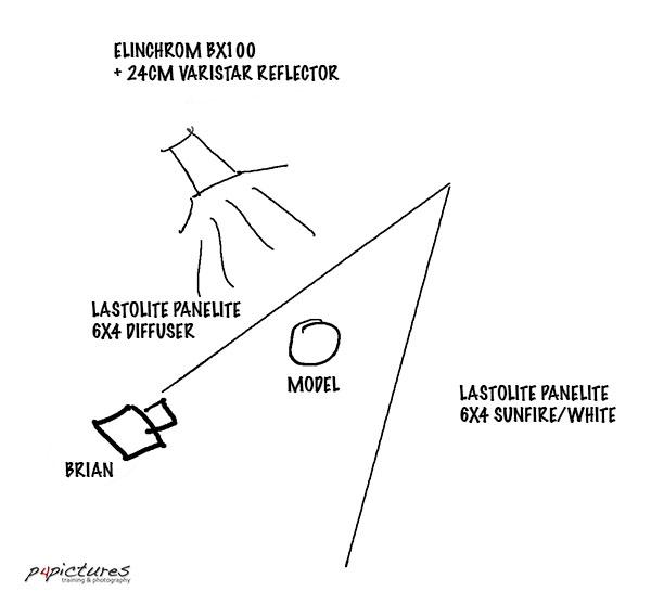 Lastolite Panelite 6x4 diagram