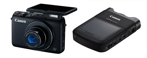 Canon starts 2014 with new PowerShot, IXUS and Legria cameras