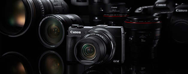 PowerShot G1 X Mark II – Can it take on mirror-less opposition?