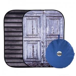 Urban Background Shutter / Distressed Door
