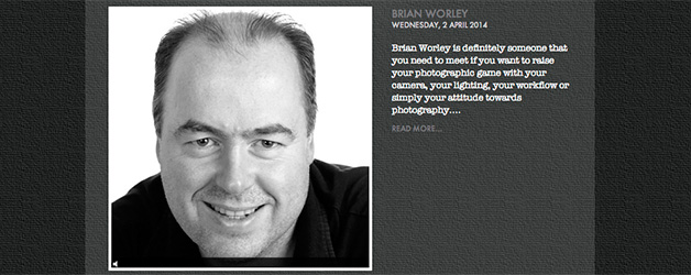 Brian Worley (me) on the Photography 121 podcast