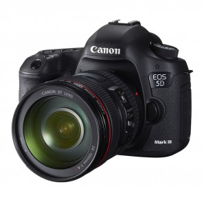 EOS 5D Mark III camera configuration & optimisation