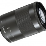 EF-M 55-200 zoom lens points to a future for Canon mirror less