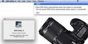 wifi tethering EOS 70D EOS Utility 2.14
