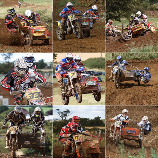 Maxxis British Sidecarcross Championship