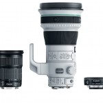 Three new lenses for Canon EOS cameras