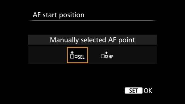 EOS 7D Mark II back button AF p4pictures.com