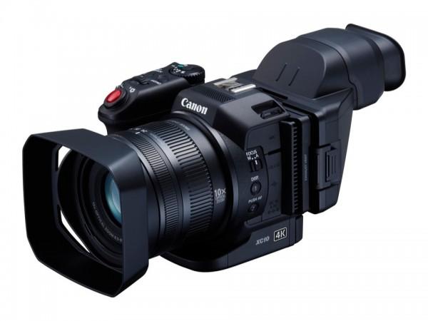 Canon XC10 4K video camera