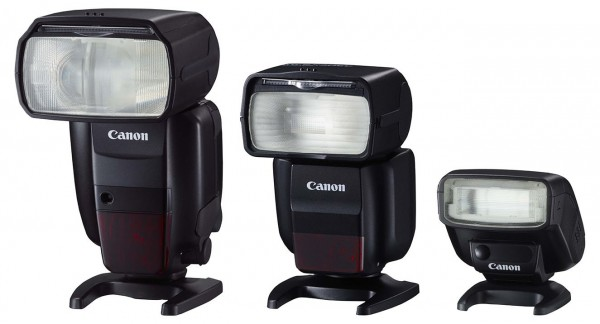 SPEEDLITE flashes compatible with the RT wireless system