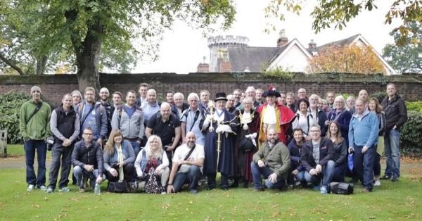 Scott Kelby World Wide Photo Walk 2015, led by Glyn Dewis in Warwick