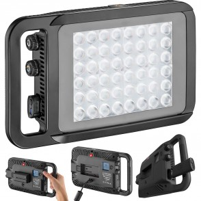 Manfrotto LYKOS compact and bright LED lights for photo and video