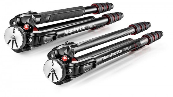Manfrotto 190Go tripods
