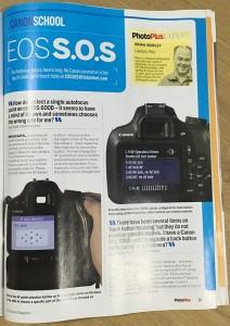 PhotoPlus EOS SOS askBrian