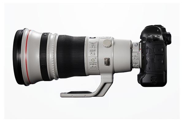EOS-1D X Mark II EF 400mm F2.8