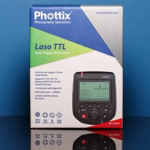 Phottix Laso flash transmitter