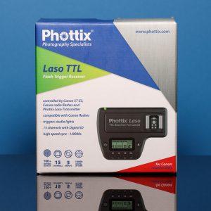 Phottix Laso flash trigger receiver