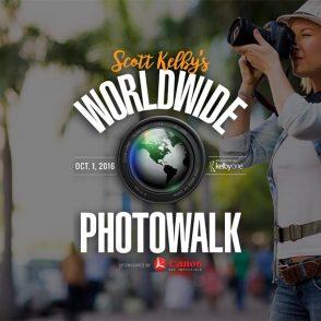Scott Kelby's Worldwide Photo Walk in Oxford is now full