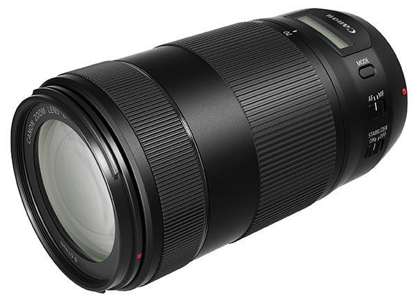 EF 70-300mm f4-5.6 IS II USM