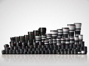 EF lens series