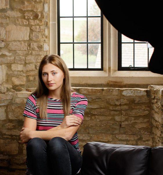 Speedlite workshop with model Natasha Chick