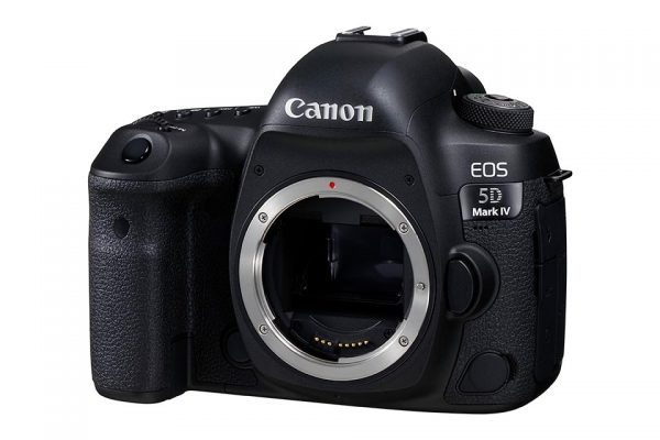EOS 5D Mark IV firmware update